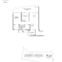Kingsford Hillview Peak Floor Plan PES Type B4P (sghillviewpeak.com)