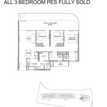 Kingsford Hillview Peak Floor Plan PES Type C3P (sghillviewpeak.com)