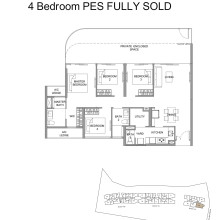 Kingsford Hillview Peak Floor Plan PES Type D1P (sghillviewpeak.com)