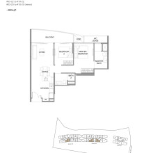 Kingsford Hillview Peak Floor Plan - Type B2 (sghillviewpeak.com)
