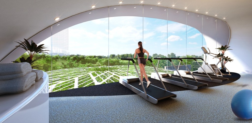 Kingsford Hillview Peak - Gym (sghillviewpeak.com)